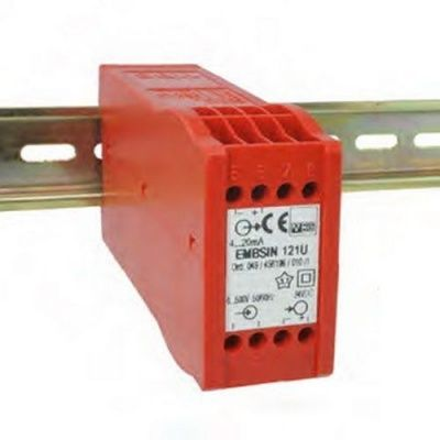 EMBSIN 351 P 3-wires, 3-phase current, balanced load